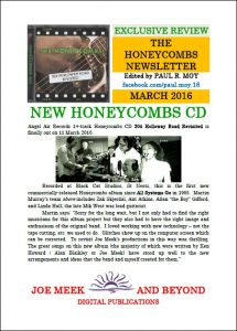 honeymarch2016